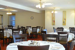 Parkside Guest House Dining