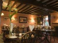 Barbon Inn dining room