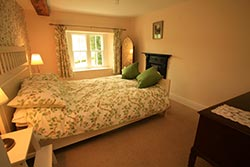 Weathercock Cottage Bedroom
