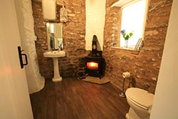 Weathercock Cottage Bathroom